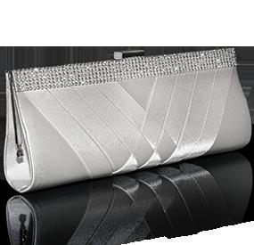 Brauttaschen zu deinem Brautkleider online Modell von IMPOORIA