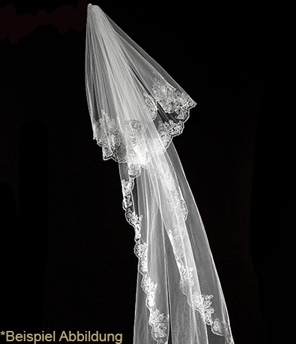 Brautkleider online impooria anprobe brautschleier for Brautschleier ivory einlagig