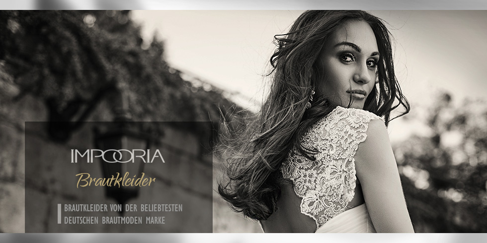 Brautkleider online - IMPOORIA - Musterkleider | Muster Brautkleider ...
